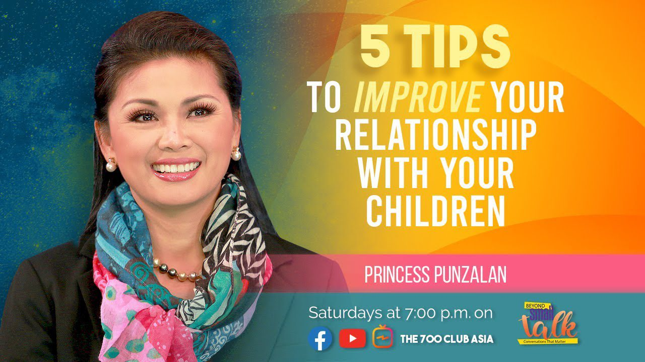 5 Tips to Nurture Parent-Child Relationship | Beyond Small Talk