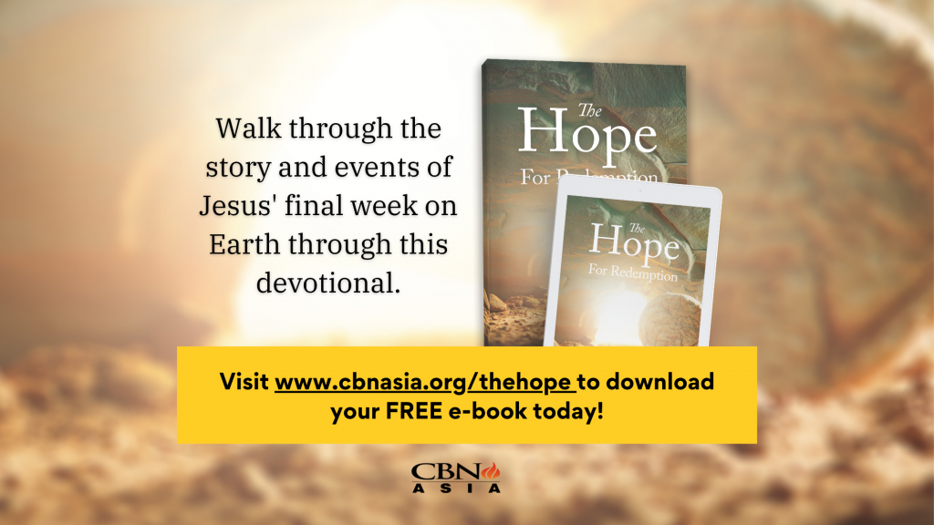 """03292021_Download Your Free Holy Week Devotional """"The Hope for Redemption""""_1"""