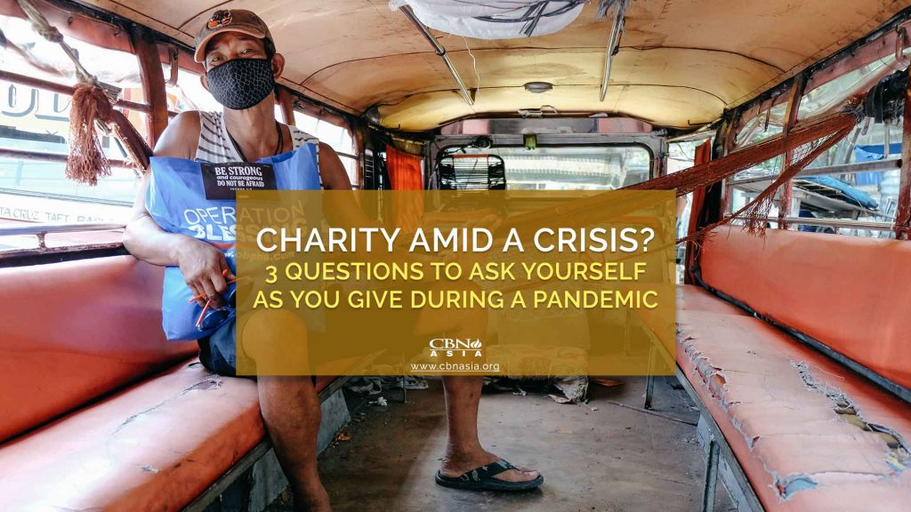 09052020_Charity amid a Crisis 3 Questions to Ask Yourself as You Give during a Pandemic