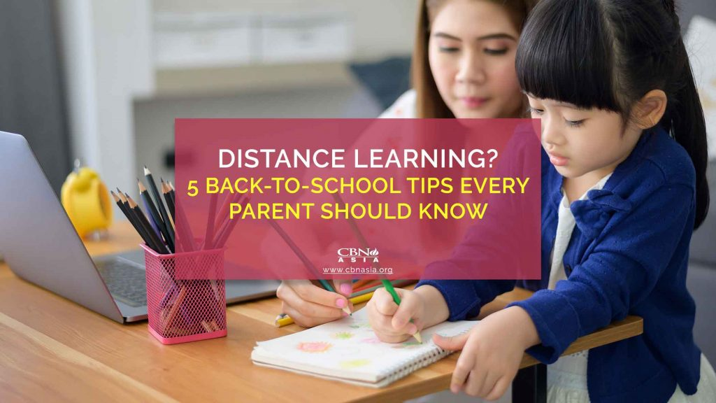 10012020_Distance Learning 5 Back-to-school Tips Every Parent Should Know