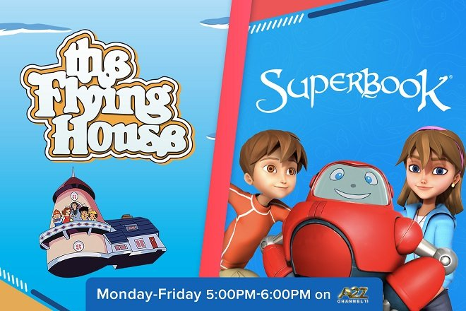 10152020_Superbook and The Flying House are Back on TV